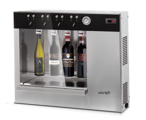 Wine dispenser basic 4